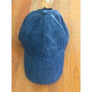 Zara Denim Ball Cap
